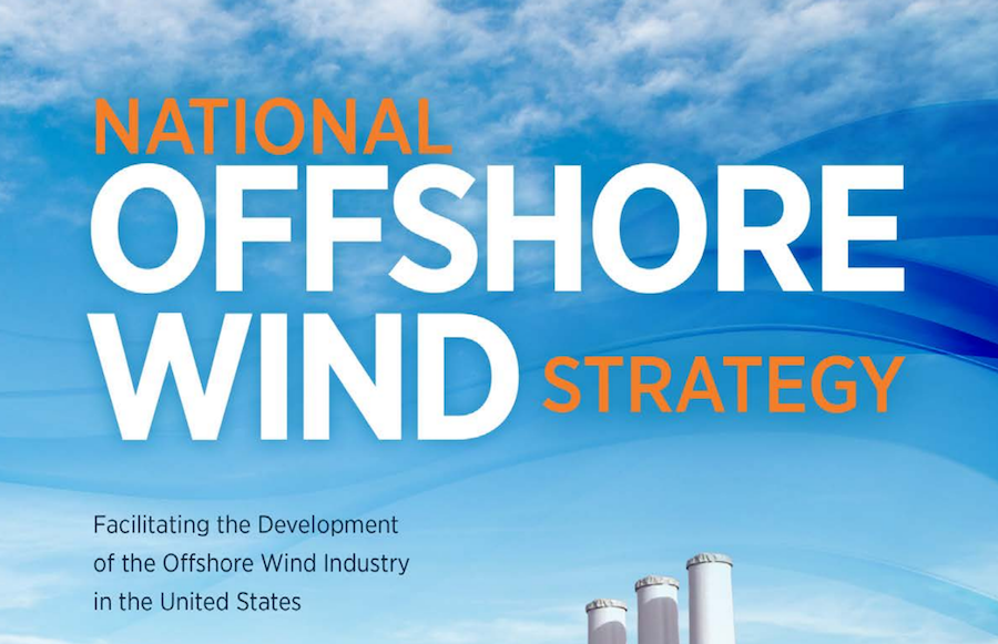 featured image for U.S. DOE Announces New National Offshore Wind Strategy to Drive Deployment, Mentions UMaine Project