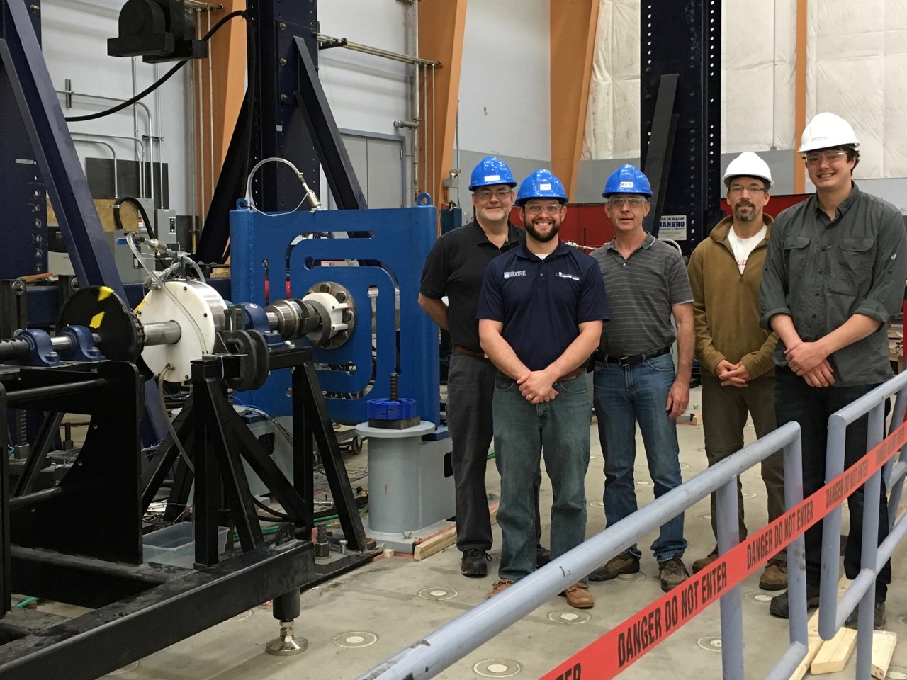 featured image for ORPC successfully concludes Power Take-off testing at UMaine