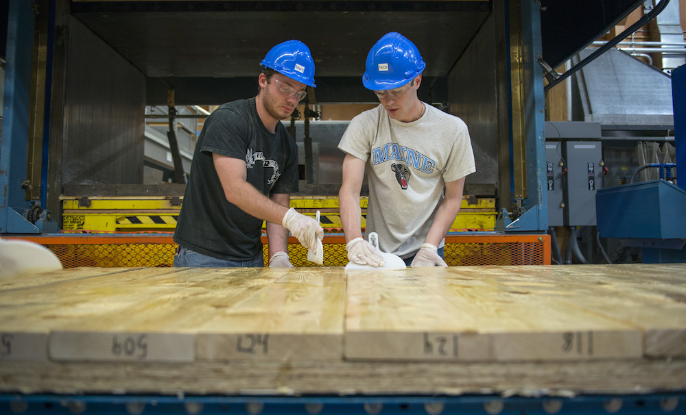 featured image for Cross-Laminated Timber Focus of BDN article on regional economic growth