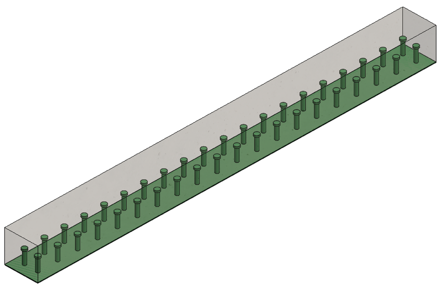 featured image for Project Summary: Hybrid Thermoplastic Composite-Concrete Beam with Welded Shear Studs