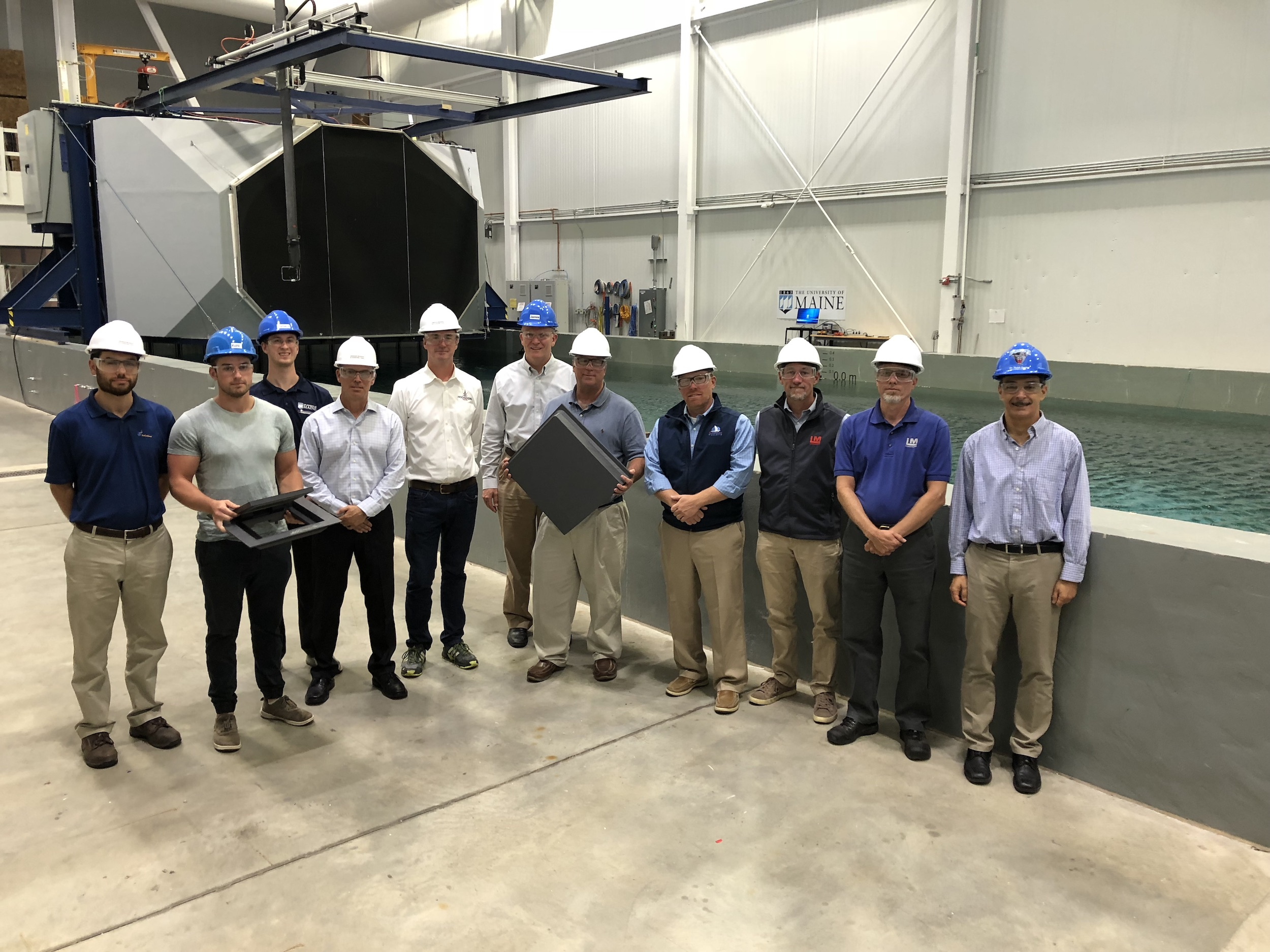 featured image for Advanced Structures and Composites Center receives $500,000 to help boat builders incorporate 3D printing technology