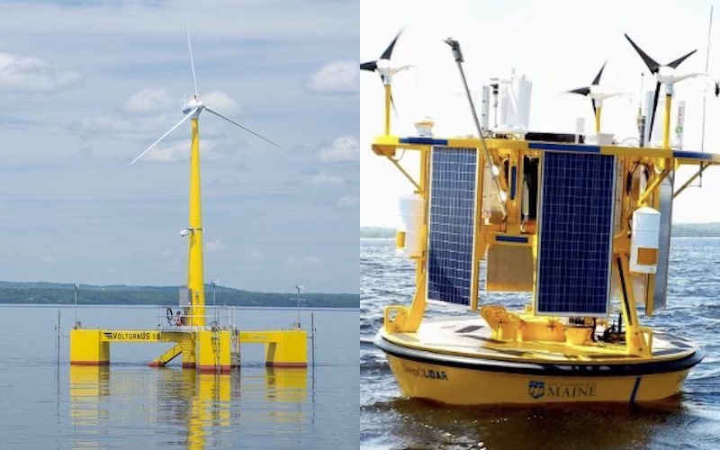featured image for UMaine Advanced Structures and Composites Center granted 37th and 38th patents, continues world leadership in floating offshore wind research and technologies