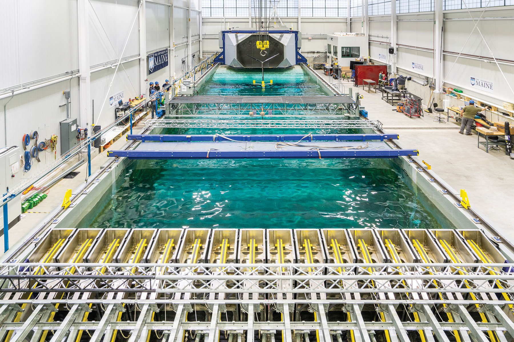 featured image for The Alfond W2 Ocean Engineering Laboratory recognized as an official TEAMER facility