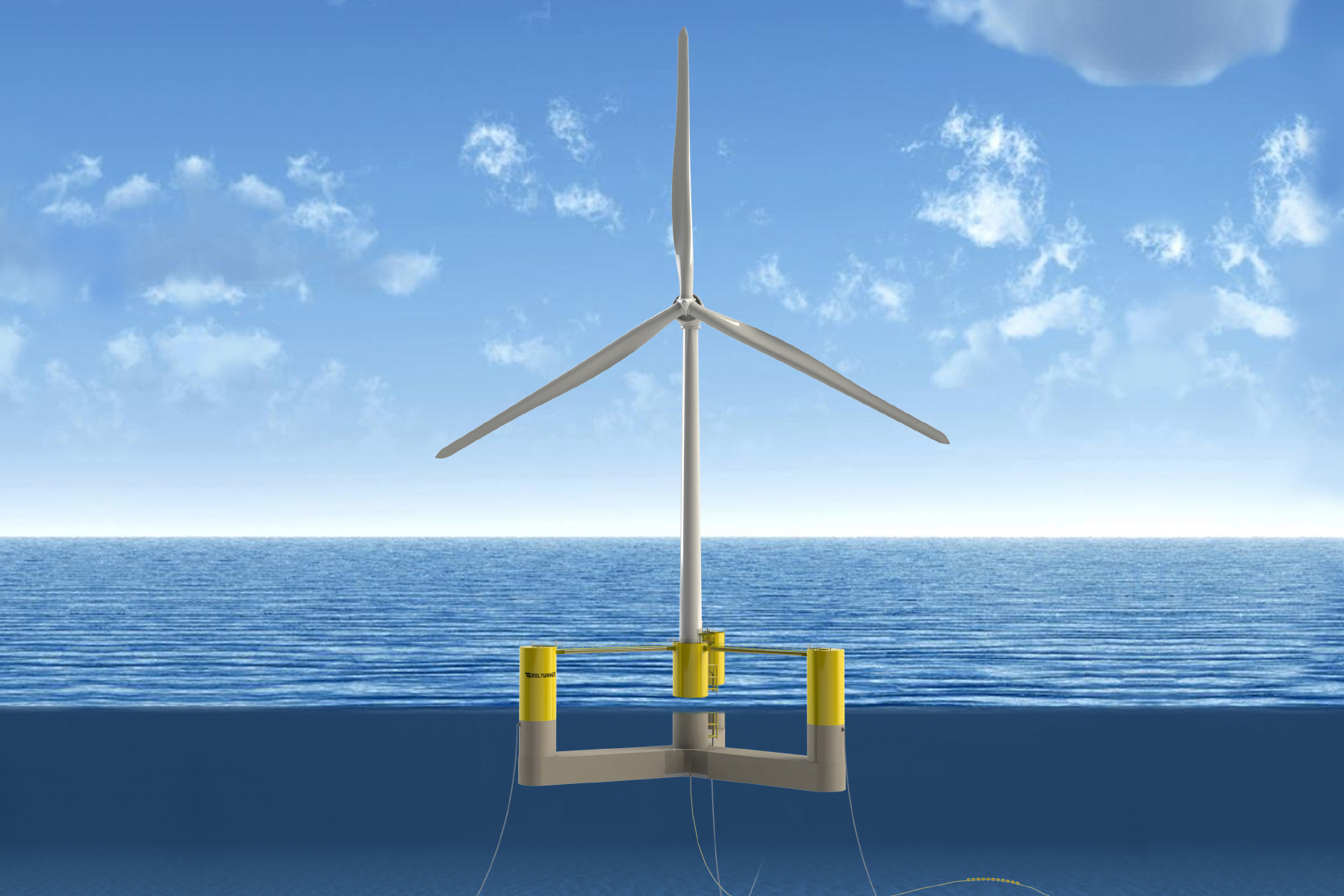 featured image for Diamond Offshore Wind, RWE Renewables join the University of Maine to lead development of Maine floating offshore wind demonstration project