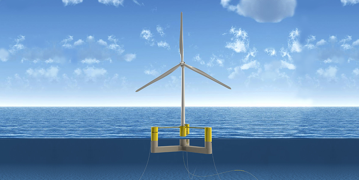 featured image for MaineBiz: Floating offshore wind is a new industry by Maine, for Maine